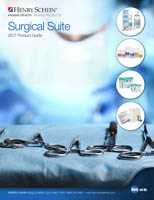 2017 Surgical Suite Product Guide